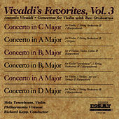 Vivaldi's Favorites -Vol.3 by Philharmonia Virtuosi