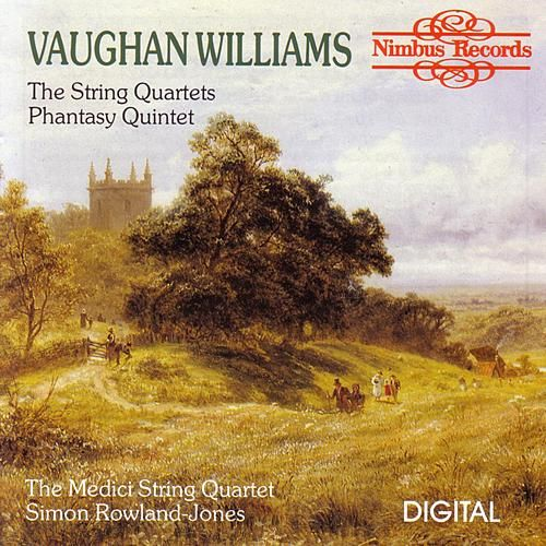 Williams: String Quartets / Phantasy Quartet by Medici String Quartet