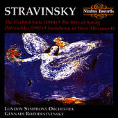 Stravinsky: The Firebird Suite & The Rite of Spring by London Symphony Orchestra