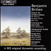 BRITTEN: Fanfare for St. Edmondsbury / Suite No. 1 / Sinfonietta by Various Artists