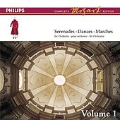 Mozart: The Serenades for Orchestra, Vol.1 by Various Artists