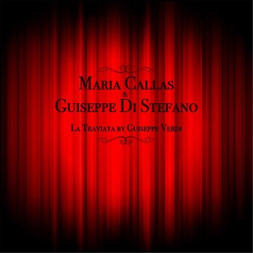 La Traviata by Guiseppe Verdi von Maria Callas