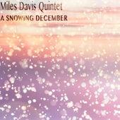 A Snowing December von Miles Davis