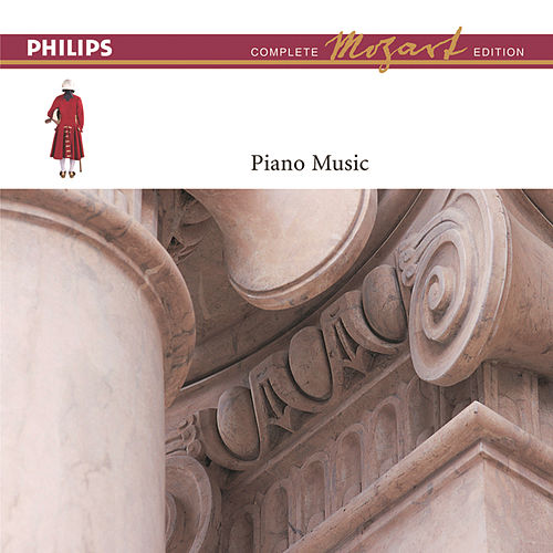 Mozart: The Piano Variations by Ingrid Haebler