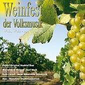 Weinfest der Volksmusik Wein, Wein - nur du allein by Various Artists