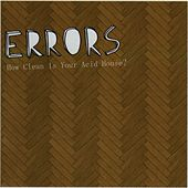 How Clean Is Your Acid House? by Errors