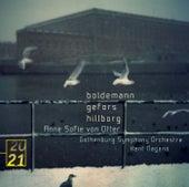 Boldemann / Gefors / Hillborg by Anne-sofie Von Otter