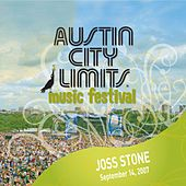 Live At Austin City Limits Music Festival 2007: Joss Stone von Joss Stone