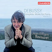DEBUSSY: Piano Music (Complete), Vol. 3 (Bavouset) - Suite bergamasque / Children's Corner by Jean-Efflam Bavouzet