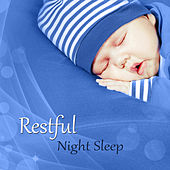 Restful Night Sleep - Soothing Music with Ocean Sounds, Lullaby for Goodnight, Soft and Calm Baby Music for Sleeping and Bath Time, Newborn Music by Sleep & Dream Music Academy