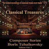 Classical Treasures Composer Series: Boris Tchaikovsky Edition, Vol. 1 by Various Artists