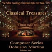 Classical Treasures Composer Series: Bohuslav Martinu Edition, Vol. 1 by Various Artists