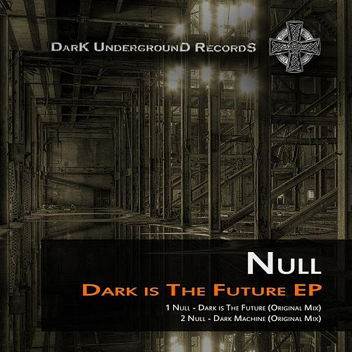 Dark is The Future EP by Null