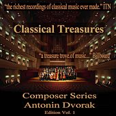 Classical Treasures Composer Series:  Anronin Dvorak Edition, Vol. 1 by Various Artists