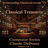 Classical Treasures Composer Series: Claude DeBussy, Vol. 2 by Various Artists