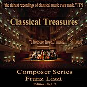 Classical Treasures Composer Series: Franz Liszt Edition, Vol. 2 by Various Artists
