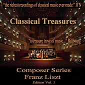 Classical Treasures Composer Series: Franz Liszt Edition, Vol. 1 by Various Artists