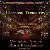 Classical Treasures Composer Series: Boris Parsadanian Edition, Vol. 1 by Various Artists