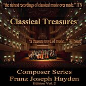 Classical Treasures Composer Series: Franz Joseph Haydn, Vol. 2 by Various Artists