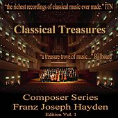 Classical Treasures Composer Series: Franz Joseph Haydn Edition, Vol. 1 by Various Artists
