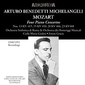 Mozart: Piano Concertos - Brahms: 28 Variations on a Theme by Paganini by Arturo Benedetti Michelangeli
