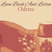 Lean Back And Listen von Odetta