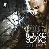 100% Federico Scavo, Vol. 1 by Various Artists