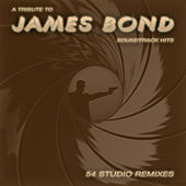A Tribute to James Bond Soundtrack Hits - 54 Studio Remixes by Various Artists