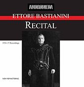 Ettore Bastianini Recital (Remastered) by Ettore Bastianini