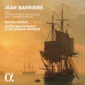 Barrière: Sonates pour le violoncelle avec la basse continüe, Vol. 2 by Various Artists