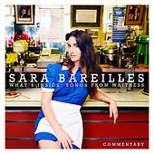 What's Inside: Songs from Waitress - Commentary by Sara Bareilles