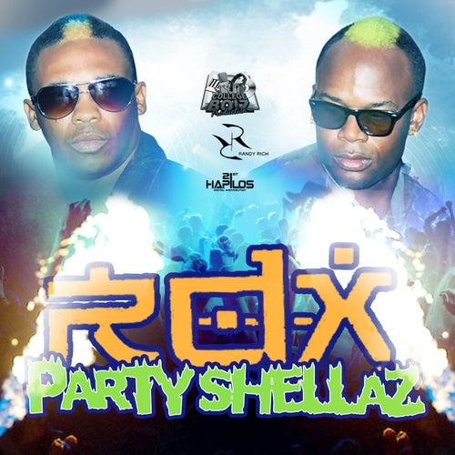 Party Shellz - Single by RDX