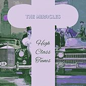 High Class Tunes von The Miracles