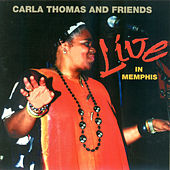 Live in Memphis by Carla Thomas