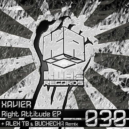 Right Attitude EP by Xavier