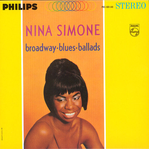 Broadway-Blues-Ballads by Nina Simone