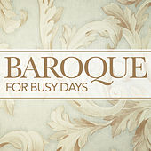 Baroque for busy days by Various Artists
