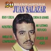 20 Boleros Norteños von Juan Salazar