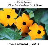 Charles-Valentin Alkan: Piano Moments, Vol. 4 by James Wright Webber