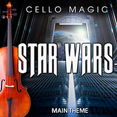 Star Wars Main Theme by Cello Magic