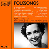 Folksongs by Kathleen Ferrier