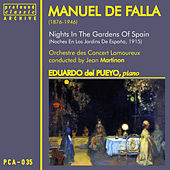 Noches en los Jardins de España (Nights In The Gardens Of Spain) by Orchestre Des Concerts Lamoureux