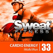 iSweat Fitness Music Vol. 33: Cardio Energy (145 BPM For Running, Walking, Elliptical, Treadmill, Aerobics, Workout) by Various Artists