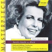 Arleen Auger Sings Bach by Arleen Auger