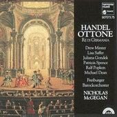 Handel: Ottone, Re di Germania by Nicholas McGegan Freiburger Barockorchester