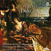Purcell: Dido and Aeneas by Nicholas McGegan Philharmonia Baroque Orchestra