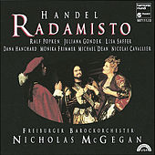 Handel: Radamisto by Nicholas McGegan Freiburger Barockorchester