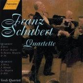F. Schubert - Quartette in A Minor D 804 / Quartette D 36 in B Flat Major by Franz Schubert