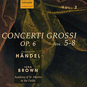 Concerti Grossi - Op. 6 Nos. 5-8 by George Frideric Handel