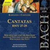 J.S. Bach - Cantatas BWV 27-29 by Bach-Collegium Stuttgart